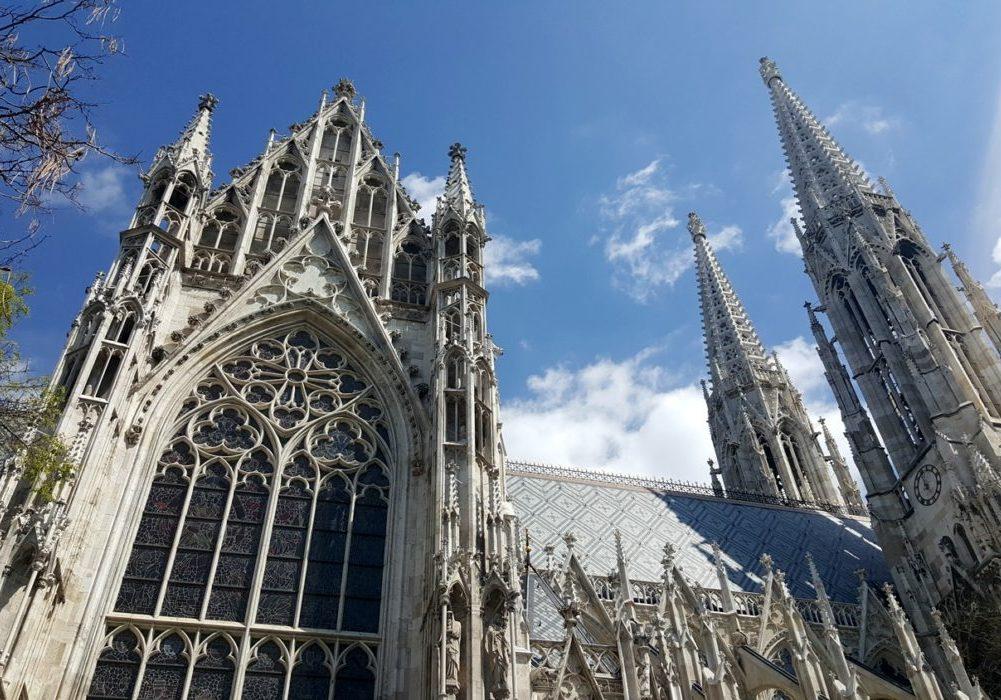 Vienna Photo Diary Votive church