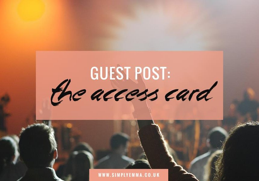 the Access Card