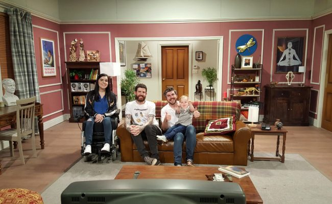 The One Where We Visit FriendsFest Glasgow 2018